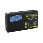 Atramentová kazeta Epson T7904 / T7914 yellow kompatibilná