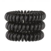 Invisibobble Power Hair Ring elastico per capelli 3 ks tonalità True Black donna