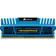 Memorie Corsair Vengeance 8GB DDR3 1600MHz Blue