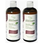 Herbalicea Knoflook Shampoo 2 Stuks