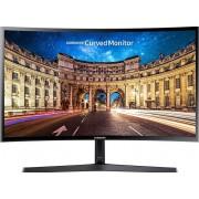 "Samsung CF396 Series C24F396FHU - LCD-monitor - gebogen - 24"" - 1920 x 1080 Full HD (1080p) - VA - 250 cd/m²"
