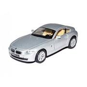 Civil Kinsmart 1:32 Scale BMW Z4 Coupe Car Toys by Assemble Multicolor