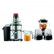 Set storcator fructe si blender digital Zilan, 800 W