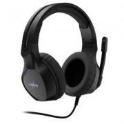 Геймърски слушалки hama urage soundz 400, микрофон, usb черен, hama-186010