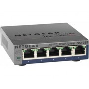 Netgear Gigabit Ethernet switch ProSafe Plus GS105E - 5 Ports