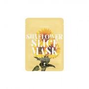Kocostar Flower Mask Sunflower maschera viso idratante 20 ml donna