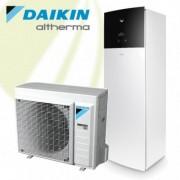Daikin Altherma 3 ERGA08DV / EHVZ08S18D9W 180 liter HMV-tároló fűtő,hőszivattyú 8 kW