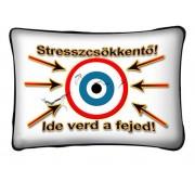 Díszpárna, Stresszcsökkentő