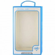 Color Box Packing for Samsung Galaxy S IV / S III / i9500 / i9300 Plastic Case / Bumper Frame / Silicone Case / TPU Case (Blue)