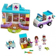 LEGO 10728 Mia's Vet Clinic Toy for Juniors