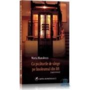 Ca picaturile de sange pe linoleumul din lift - Maria Manolescu