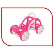 Конструктор Magformers My First Buggy 14 Pink 63147