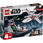 LEGO Star Wars X-Wing Starfighter - Santul de alergare 75235