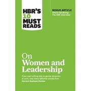 "Hbr's 10 Must Reads on Women and Leadership (with Bonus Article ""sheryl Sandberg: The HBR Interview""), Paperback/Harvard Business Review"