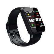 XANES F1 1.44'' TFT Color Touch Screen IP67 Waterproof Smart Watch Blood Pressure Monitor Camera Remote Control Find Phone Function Fitness Sport Bracelet