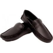 Contablue Leon Loafers For Men(Black)