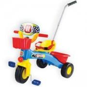 Детска триколка с родителски контрол - 5754 Mochtoys, 5900747007544