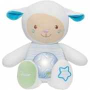 Chicco ovčica Lullaby plava
