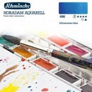 Schmincke Horadam akvarellfesték, 1/1 szilkés - 496, ultramarine blue