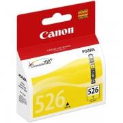 Canon Originale Pixma MG 5150 Cartuccia stampante (CLI-526 Y / 4543 B 001) giallo, 450 pagine, 2.74 cent per pagina, Contenuto: 9 ml