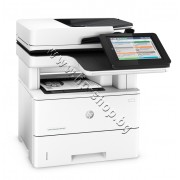 Принтер HP LaserJet Enterprise M527dn mfp, p/n F2A76A - HP лазерен принтер, копир, скенер, факс(опция)