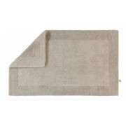 RHOMTUFT Badteppich Prestige RHOMTUFT Größe: 60 cm B x 60 cm L, Farbe: Steingut, Mit Ausschnitten: Yes