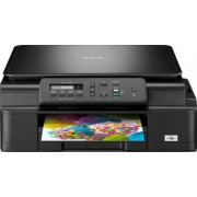 Multifunctionala Color Brother Ink Benefit DCP-J105 Wireless A4