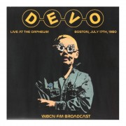 It-Why DEVO - Live at the Orpheum - Boston, July 17th, 1980 - Vinile