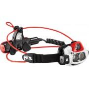 Petzl Nao+ Pannlampa vit/svart 2019 Löparlampor