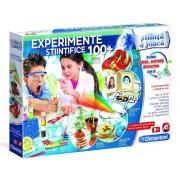 Stiinta si joaca - Set educativ 100 experimente stiintifice