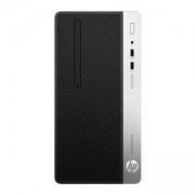Настолен компютър HP Pro Desk 400G5 MT Intel Core i3-8100 with Intel UHD Graphics 630, 4 GB DDR4-2666 SDRAM (1 X 4 GB) 1 TB 7200 rpm, 4HR94EA