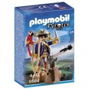 Playmobil pirates capitano dei pirati 6684