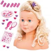 Bayer Doll Styling Head Set Super Model 27 cm 90005AB