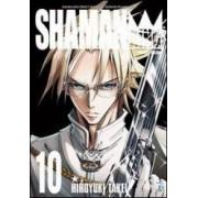 Takei Hiroyuki Shaman King. Perfect edition. 10. ISBN:9788864201566