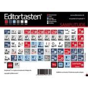 Editortasten Samplitude and Sequoia Edition
