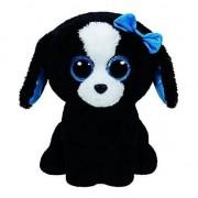 TY Beanie Boos Tracey - caine negru 24 cm (37076)