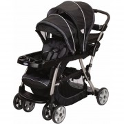 Carriola De Bebe Graco Ready To Grow Gotham Gemela Doble
