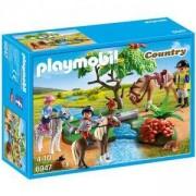 Комплект Плеймобил 6947 - Конна езда, Playmobil, 2900176