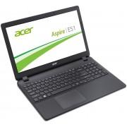 """Acer ES1 Intel Core i5-7200U 15.6"""" Notebook - Black"""