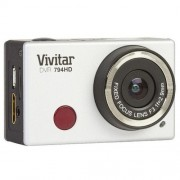 Caméra sport Vivitar DVR 794 HD blanche