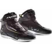 Ixon Assault Evo Boots Black White Yellow 44