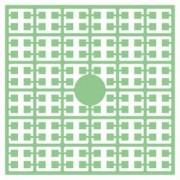 Pixelhobby Midi Pärlor 116 Ljus Grön 2x2mm - 144 pixels