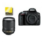 Nikon d5300 + 18-105mm vr - man. ita - 2 anni di garanzia