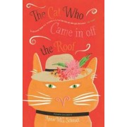Cat Who Came in Off the Roof, Paperback