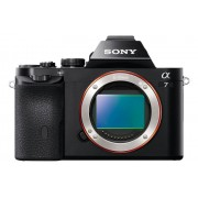 Sony Aparat Alpha A7 ILCE-7 Body Czarny