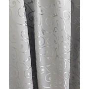 Fehér mályva színátmenetes organza kész függöny/018/Cikksz:01121025