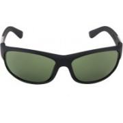 I Rajora Over-sized Sunglasses(Green)