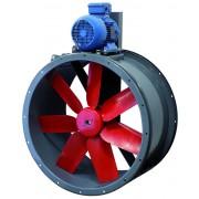 Ventilator axial de tubulatura TTT/4-560-L
