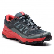 Pantofi SALOMON - Xa Discovery Gtx GORE-TEX 406803 27 W0 Stormy Weather/High Risk Red/Black