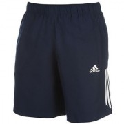 Adidas Men's Navy Running Shorts